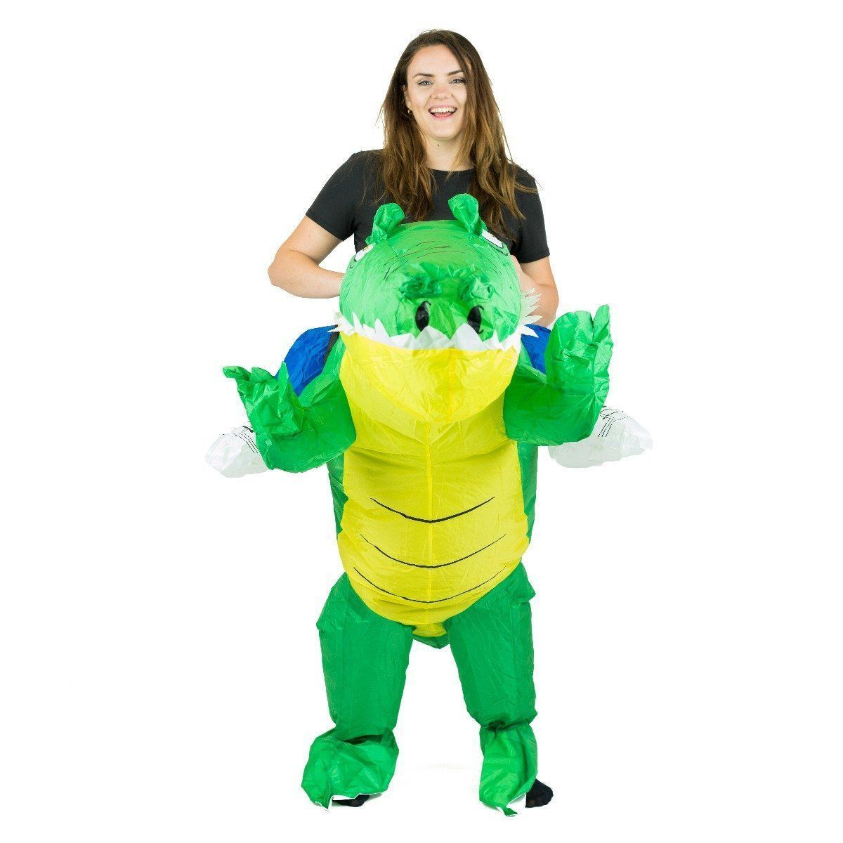 Fancy Dress - Inflatable Crocodile Costume