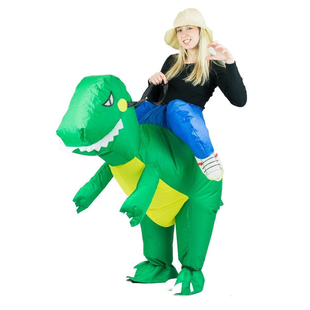Fancy Dress - Inflatable Dinosaur Costume