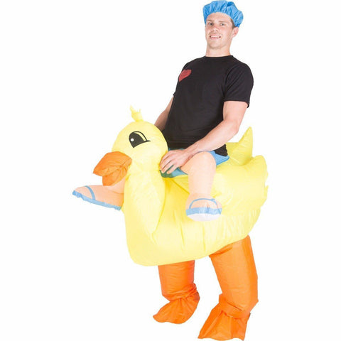 Fancy Dress - Inflatable Duck Costume