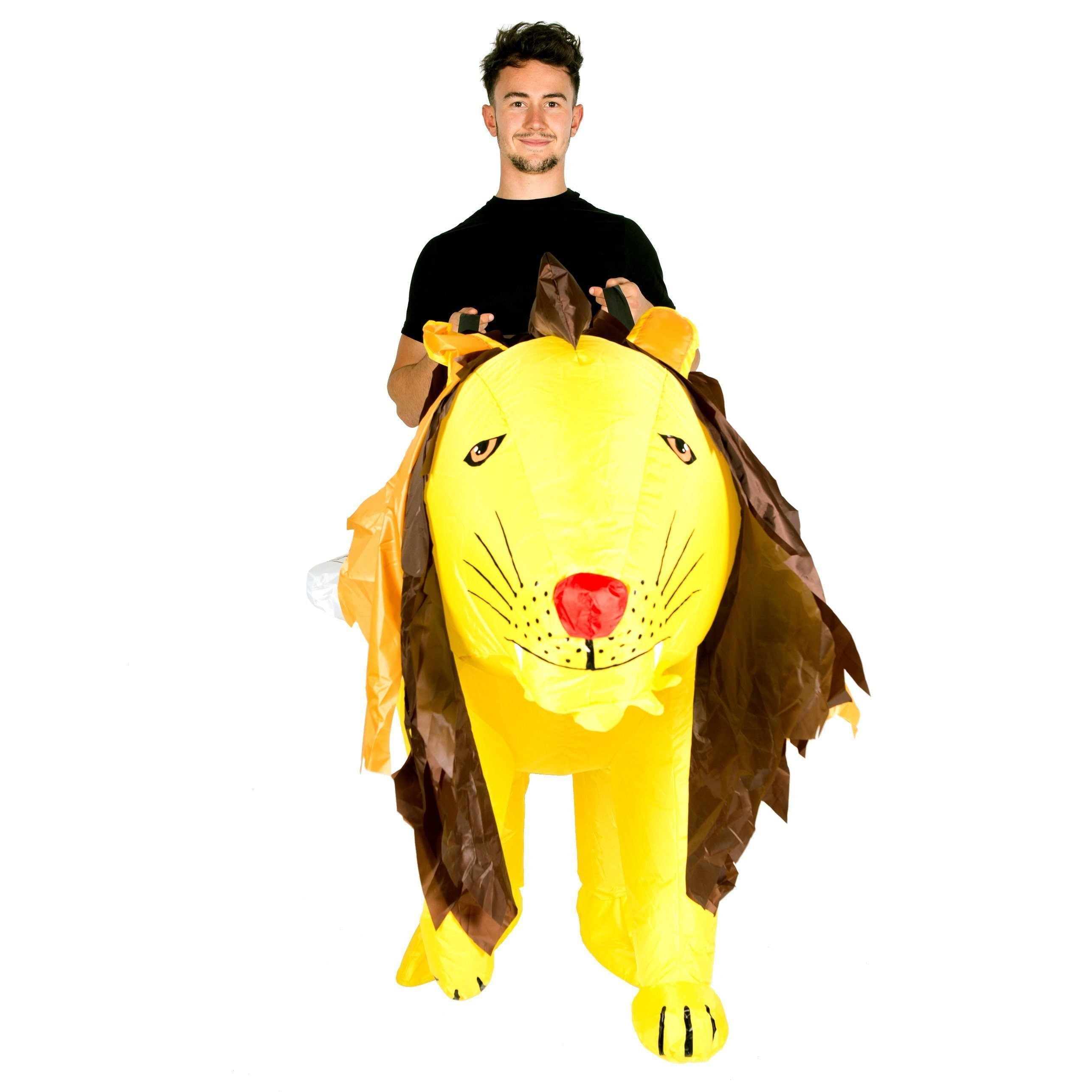 Fancy Dress - Inflatable Lion Costume