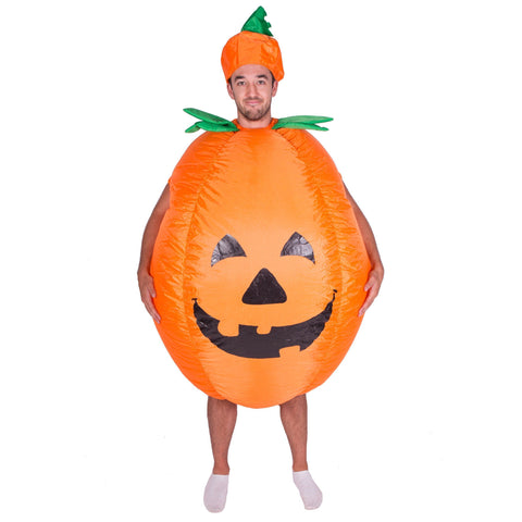 Fancy Dress - Inflatable Pumpkin Costume