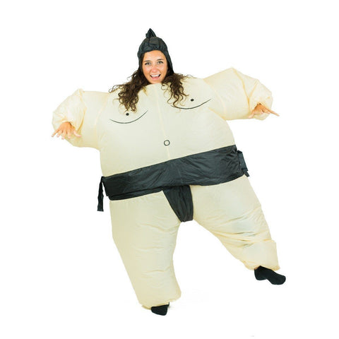 Fancy Dress - Inflatable Sumo Wrestler Costume