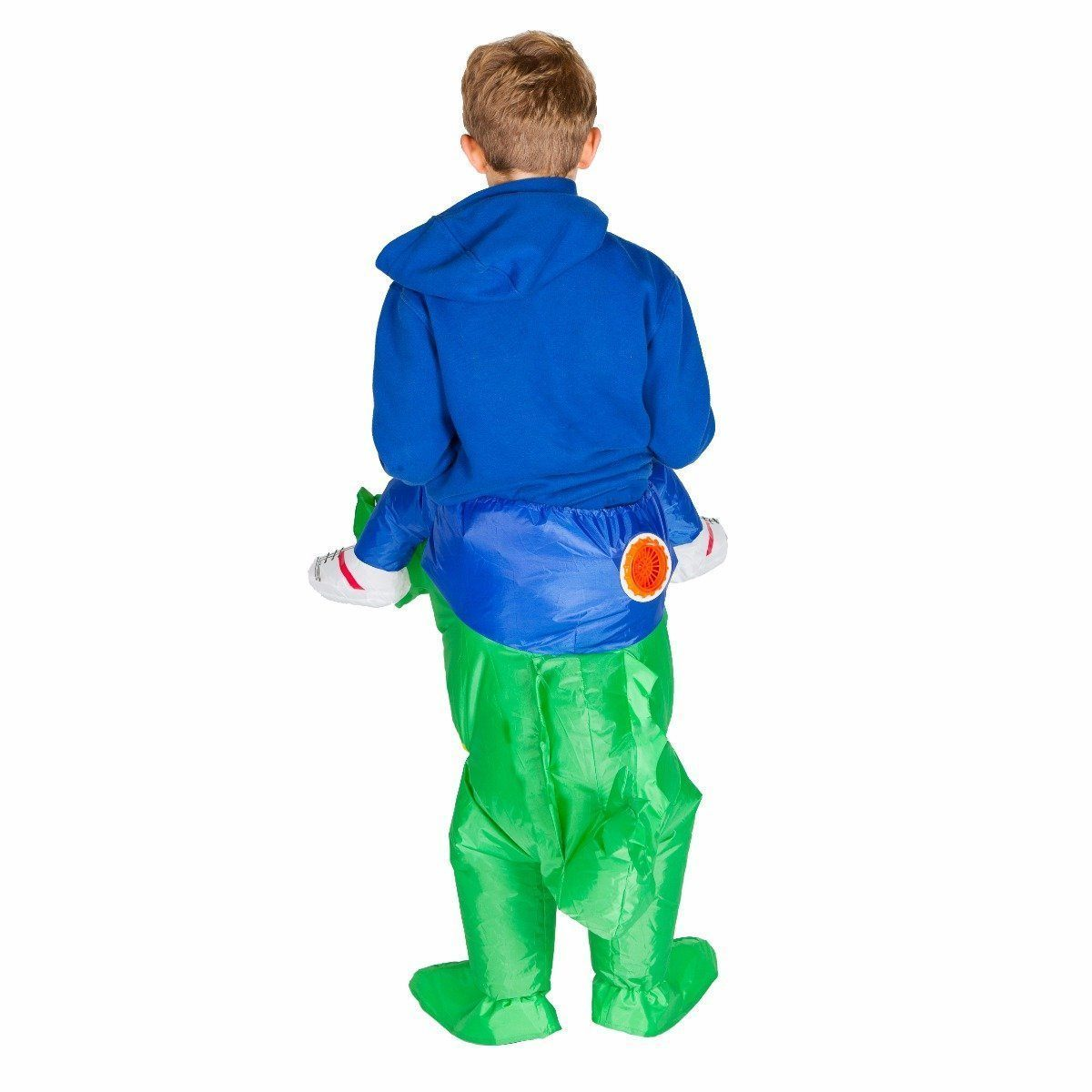 Fancy Dress - Kids Inflatable Crocodile Costume