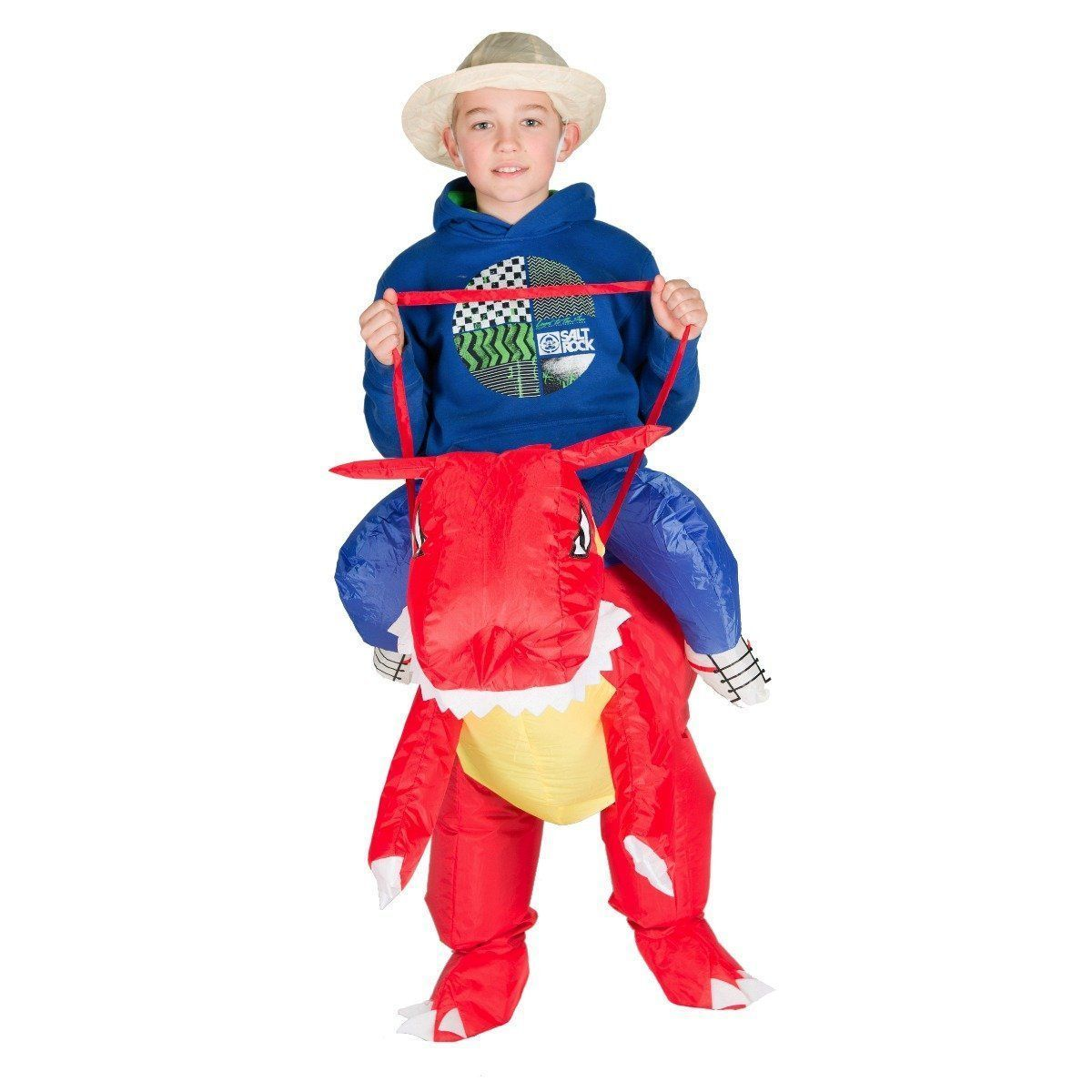 Fancy Dress - Kids Inflatable Dragon Costume