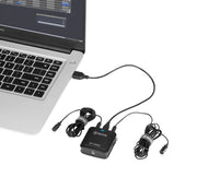BY-DM20 Dual-Channel Recording Kit