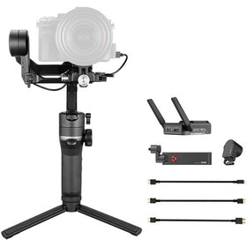 Zhiyun-Tech WEEBILL S Handheld Gimbal Stabilizer Image Transmission Pro Package