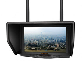"Lilliput 329/DW 7"" Wireless FPV Monitor with Dual 5.8 GHz Receivers"