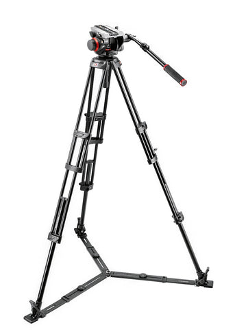 Manfrotto 546GB Pro Video Tripod with 504HD