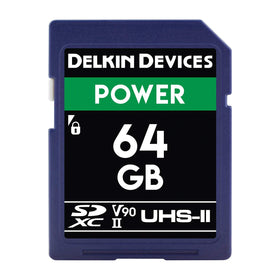 Delkin Devices 64GB UHS-II 2000X