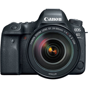 Canon EOS 6D Mark II DSLR with 24-105mm f/4L II Lens