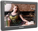 "Lilliput A8S  8.9"" On-Camera HDMI and 3G-SDI Monitor"