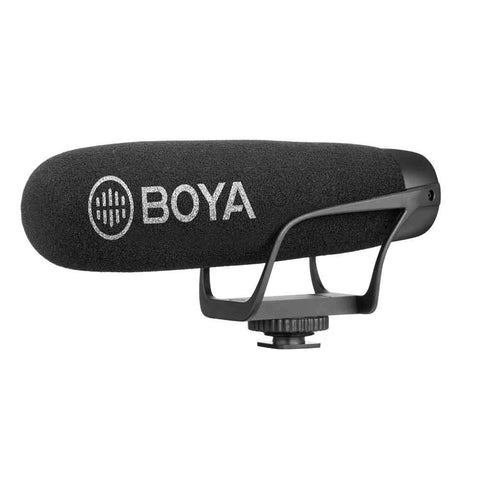 BOYA BY-BM 2021 Cardioid On Camera Microphone