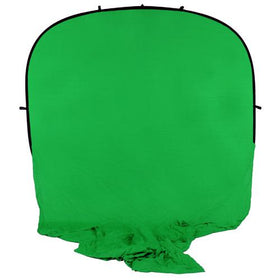 Fotodiox Collapsible 8'x14' Portable Backdrop - Green