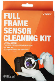 VSGO Full-Frame Sensor Cleaning Kit