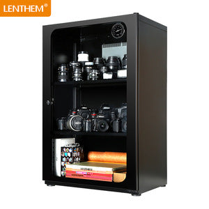 LENTHEM DT 100 Dehumidifying electronic dry box camera dry cabinet