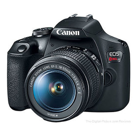 Canon EOS Rebel T7 with 18-55 Kit