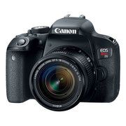 Canon EOS Rebel T7i  with 18-55 Kit