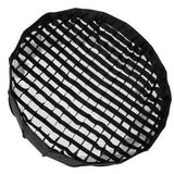 "FotodioX EZ-Pro Deep Softbox 28"" with Eggcrate Grid Kit"