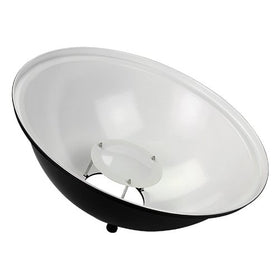 "Fotodiox Pro Beauty Dish 18"" with Speedring"