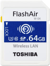 Toshiba Flash Air 64GB (90 Mb/s)