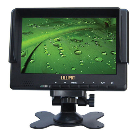 "Lilliput 667S 7"" 3G-SDI Field Monitor"