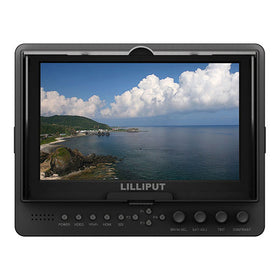 Lilliput 665/S/P On-Camera HDMI/SDI Monitor
