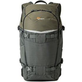 Lowepro Flipside Trek BP 350 AW Backpack (Gray/Dark Green)