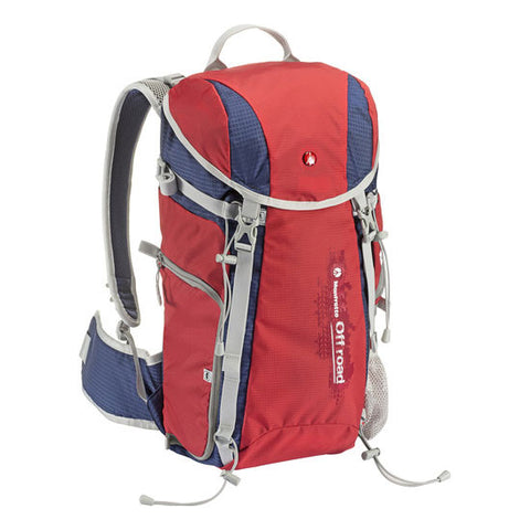 Manfrotto Off Road Hiker Backpack 20 L Red
