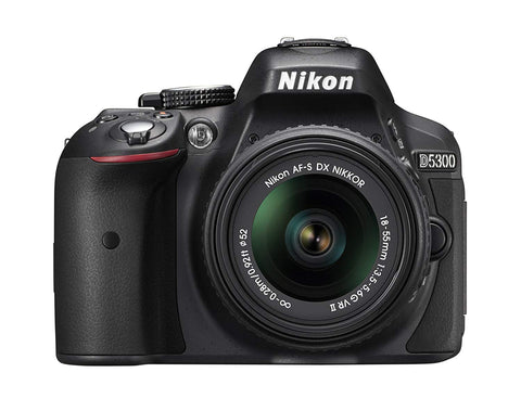 Nikon D5300 Digital SLR Camera with 18-55mm