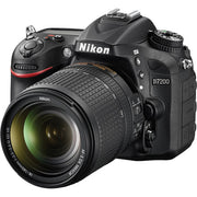 Nikon D7200 DSLR Camera with 18-140mm Lens
