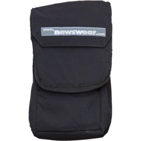 Newswear Large Aqua Pouch (Black)