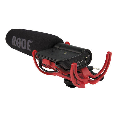 Rode VM-R VideoMic Microphone with Rycote Lyre Suspension