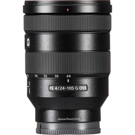 Sony 24-105mm f/4 G OSS Lens