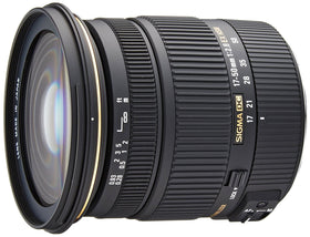 Sigma 17-50mm f/2.8 EX DC for Canon