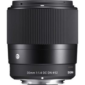 Sigma 30 mm f/1.4 DC DN Contemporary Lens for Micro Four Thirds