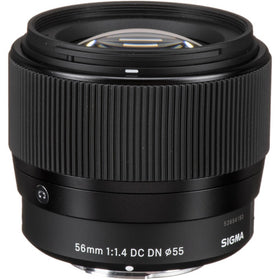 Sigma 56 mm f/1.4 DC DN Contemporary Lens for Micro Four Thirds