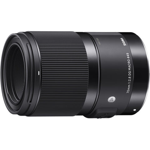 Sigma 70 mm f/2.8 DG Macro Art Lens for Sony