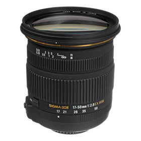 Sigma 17-50 mm f2.8 EX DC Lens for Nikon