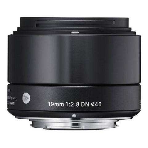 Sigma 19 mm f/2.8 DN Art Lens Sony