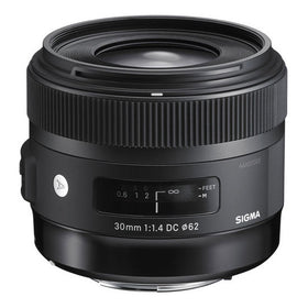 Sigma 30 mm DC f/1.4 HSM Art  Lens for Canon