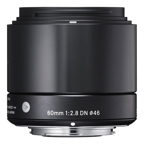 Sigma 60 mm f/2.8 DN Art Lens for Sony