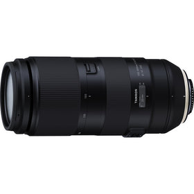 Tamron 100-400mm f/4.5-6.3 Di VC USD Lens for Nikon