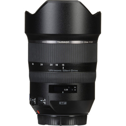 Tamron SP 15-30mm f/2.8 Di VC USD Lens Canon