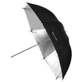 "Fotodiox Umbrella 33"" Reflector Black and Silver"