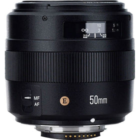 Yongnuo YN 50mm f/1.4N E Lens for Nikon
