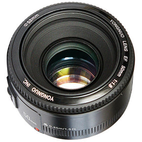 Yongnuo YN 50mm f/1.8 Lens for Canon