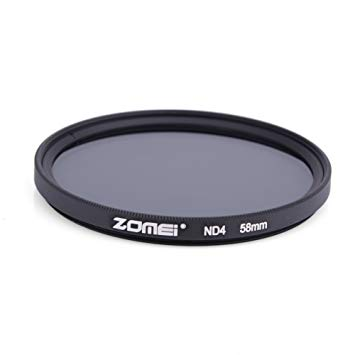 ZOMEI 58 mm ND4 Filter