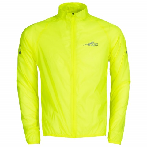 First Ascent - Men's Apple Running Jacket