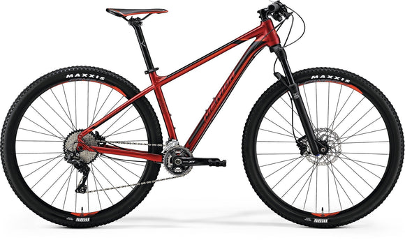 MERIDA - BIG NINE XT-EDITION