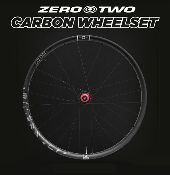 WHEEL SET - CARBON ZERO TWO